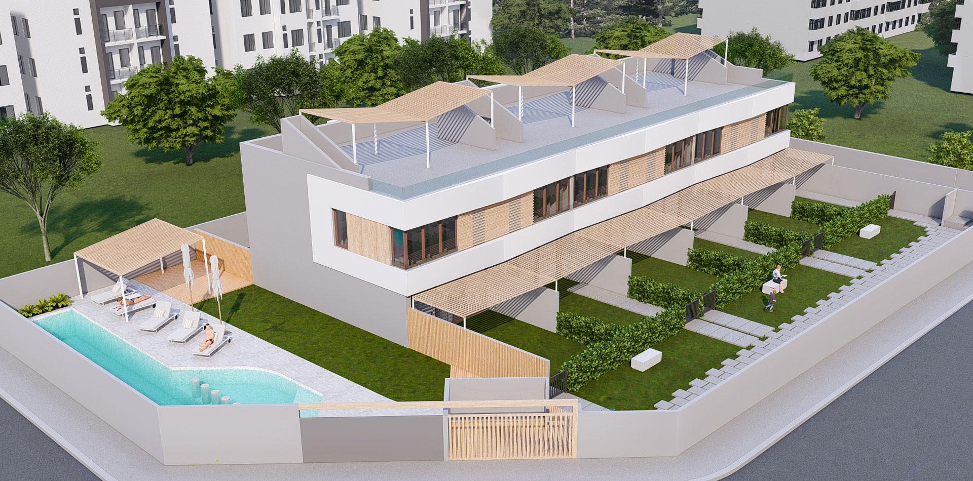 viviendas obra nueva porta prima